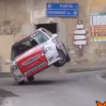 Citroën Saxo sur 2 roues