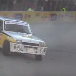Renault 5 Turbo en dirft