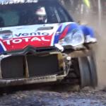 Citroën DS3 R5 mal en point