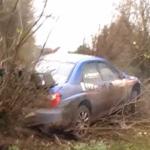 La Subaru Impreza qui ne touche plus le sol