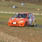 La Peugeot 106 en glisse