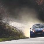Ford Fiesta R5 sur les routes polonaises