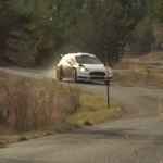 La Ford Fiesta WRC à la limite