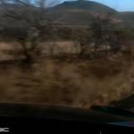 A bord de la Volkswagen Polo R WRC