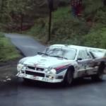 Lancia 037 à la grande époque
