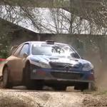 Citroën Xsara WRC en glisse