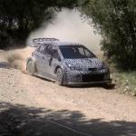 La Toyota Yaris WRCc avec Hanninen