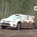 La Volkswagen Polo R WRC 2017 en essais