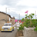 Renault 5 Turbo lors du rallye