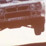 Lancia 037 les 4 roues en l'air