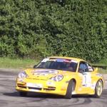 Porsche 996 GT3 en glisse