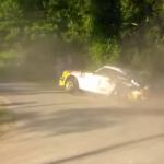 La Porsche à la limite