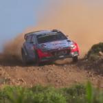 Hyundai I20 WRC à l'attaque