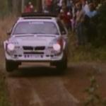 La Lancia Delta S4 de Henri Toivonen