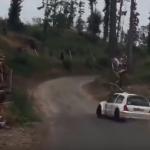 La Renault Clio S1600 à la limite