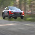 La Hyundai I20 WRC de Thierry Neuville
