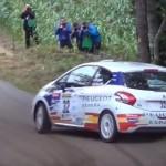 La Peugeot 208 R2 à la limite
