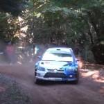 La Citroën C4 WRC de JM Cuoq