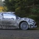 La Polo R WRC 2017 pendant les essais