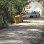 La Toyota Yaris WRC sur terre