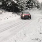 La Citroën C3 WRC lors des essais