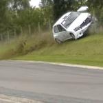 La Peugeot 106 Maxi en difficulté