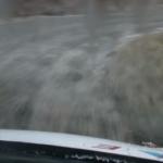 A l'intérieur de la Citroën DS3 WRC