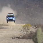 Ford Fiesta WRC en plein vol