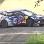 La Volkswagen Polo R WRC à la limite