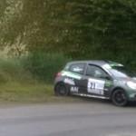 La Renault Clio R3 à la limite