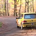 Une Peugeot 106 à l'attaque