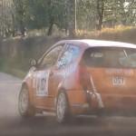 Une Citroën C2 R2 à l'attaque